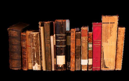 Książki, Odczyt, Literatura, Stary