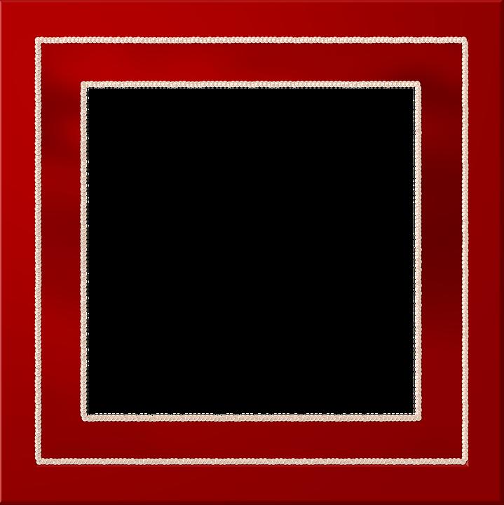 Red Frame Border · Free image on Pixabay
