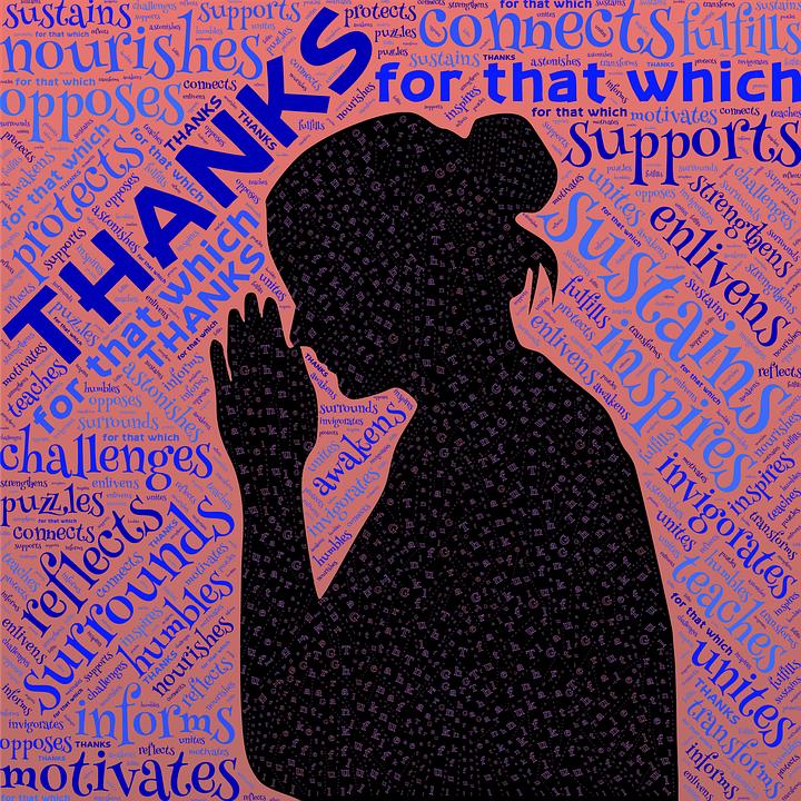 Dankbaar, Waardering, Dankbaarheid, Bedankt
