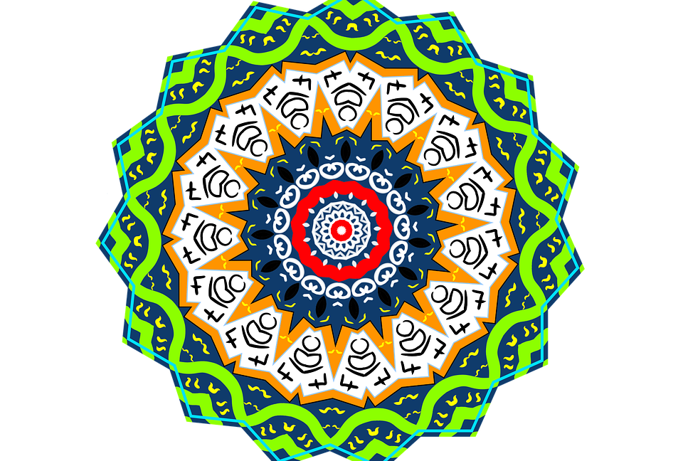 Mandala Diseño Fresco · Imagen gratis en Pixabay