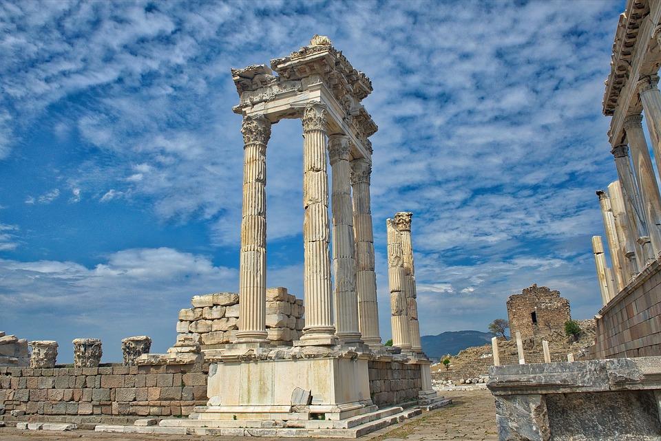 Pérgamo: Descubre a una de las ciudades más grandes de la historia