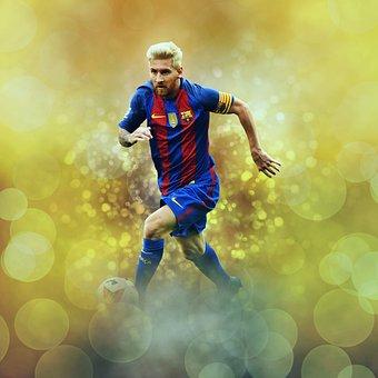 Lionel, Messi, Barcelona, 2017