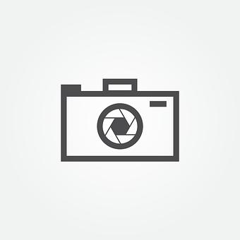 Camera, Icon, Symbol, Photo, Black