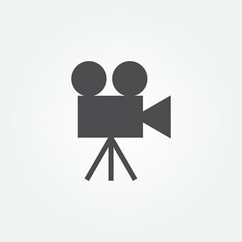Camera Video Icon Video Camera Techno