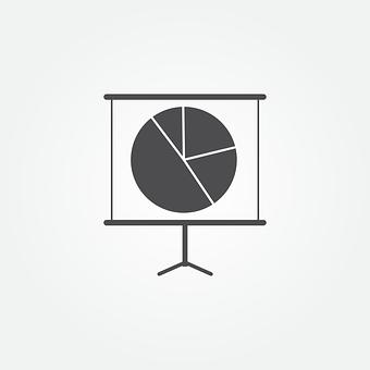 Graphique, Icône, Tarte, D'Affaires