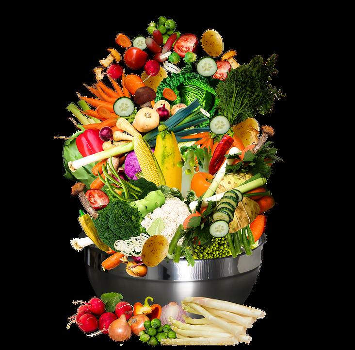 Gemüse, Kochen, Topf, Essen, Kochtopf, Ernährung