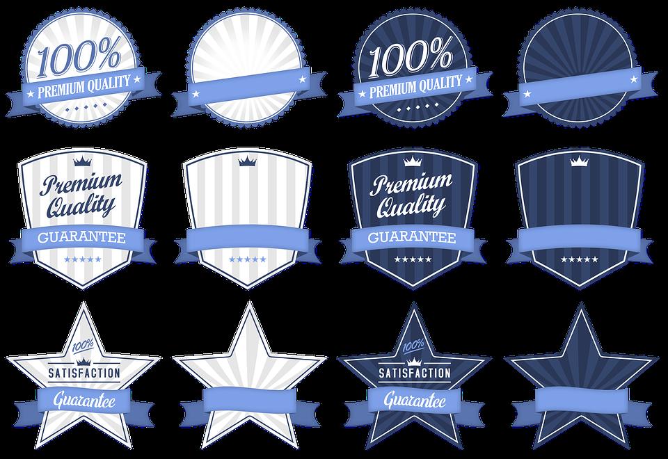 Free Illustration Badge Sticker Label Stamp Free
