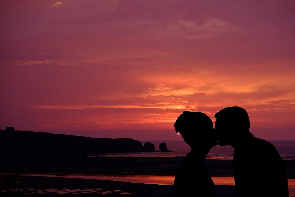 Valentine S Day Couple Kiss Free Image On Pixabay