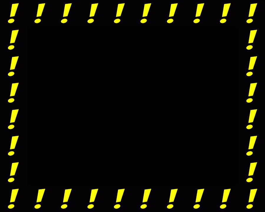 Frame Border Excitement · Free image on Pixabay
