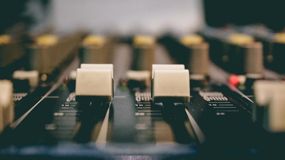 Mixer Sound Board - Free photo on Pixabay