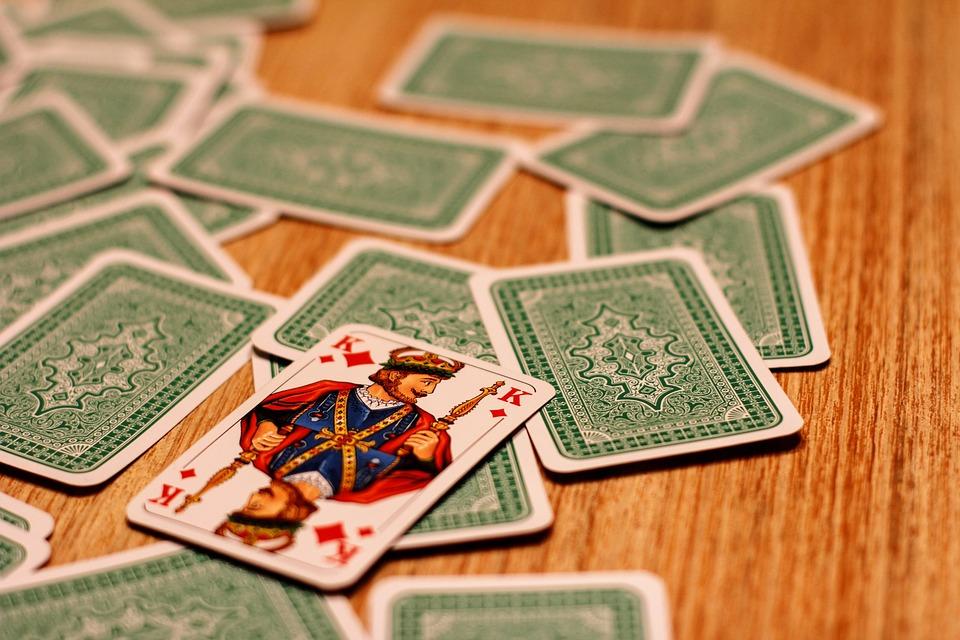карты в как короли играть
