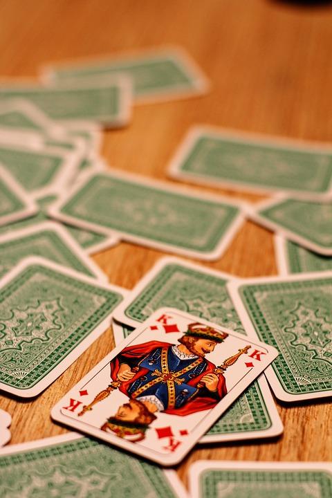 Kart Oyunu Kral Oyun Iskambil Pixabayde ücretsiz Fotoğraf