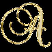 Vintage letter type