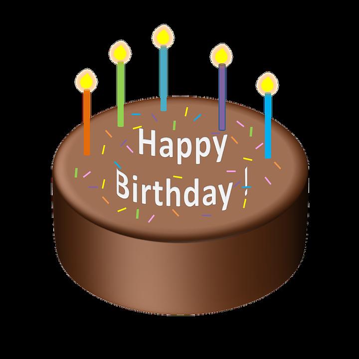 Geburtstag Kuchen Kerzen Kostenloses Bild Auf Pixabay