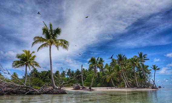 Isolotti, Laguna, Polinesia