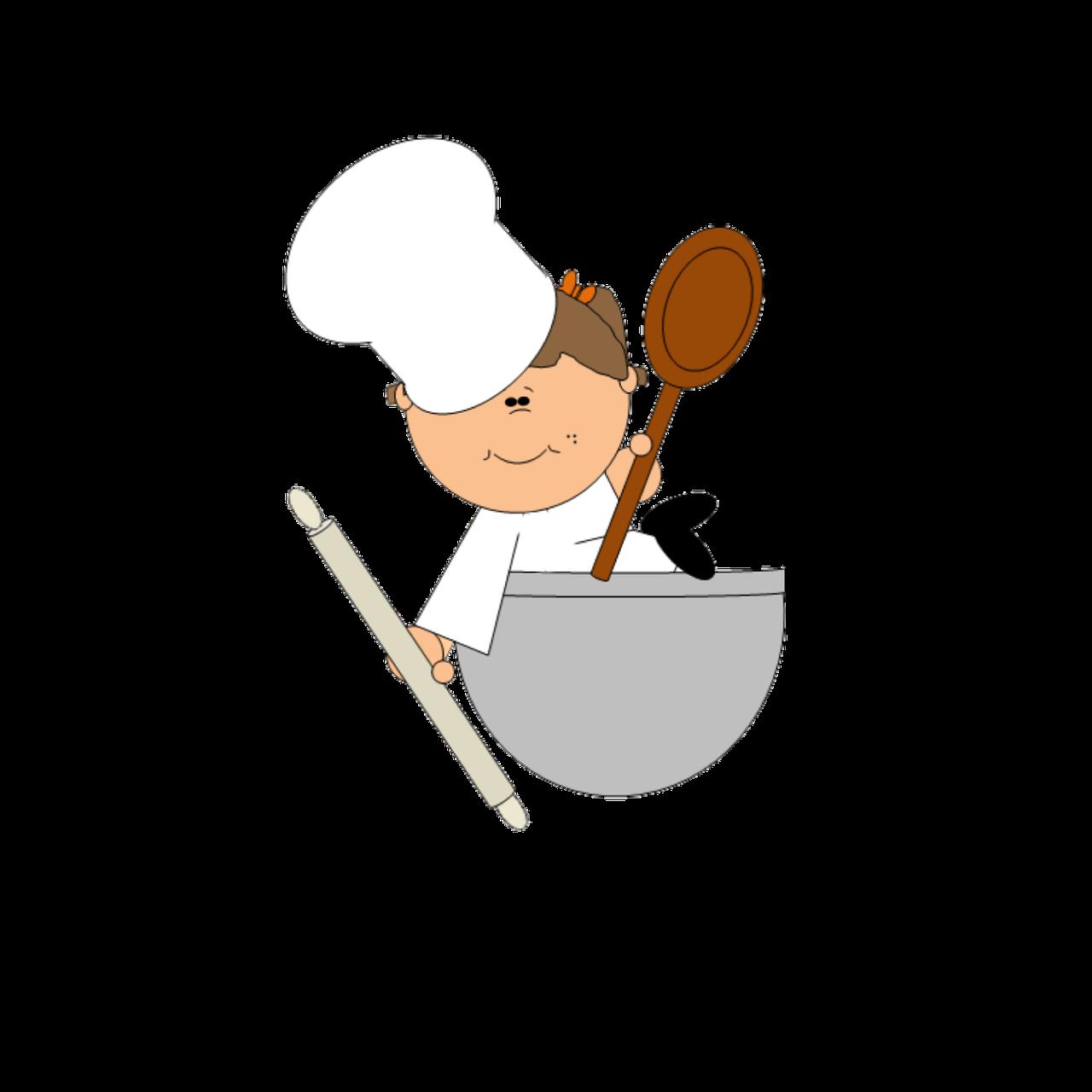 Koki Memasak Kartun Gambar Gratis Di Pixabay