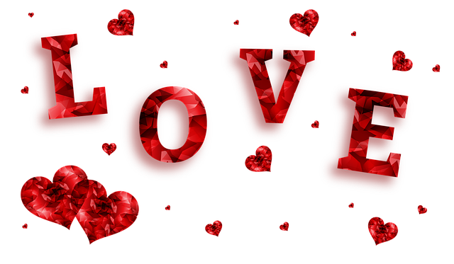 Happy Valentines Day Hearts Wallpaper 2017
