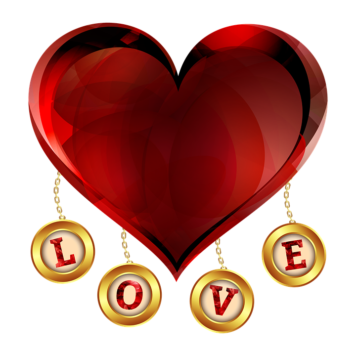 Heart Love Letters Free Image On Pixabay