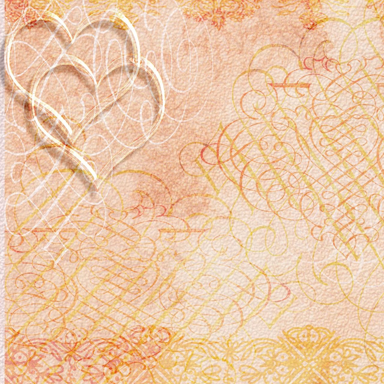 Скрапбукинг фон для свадебных открыток