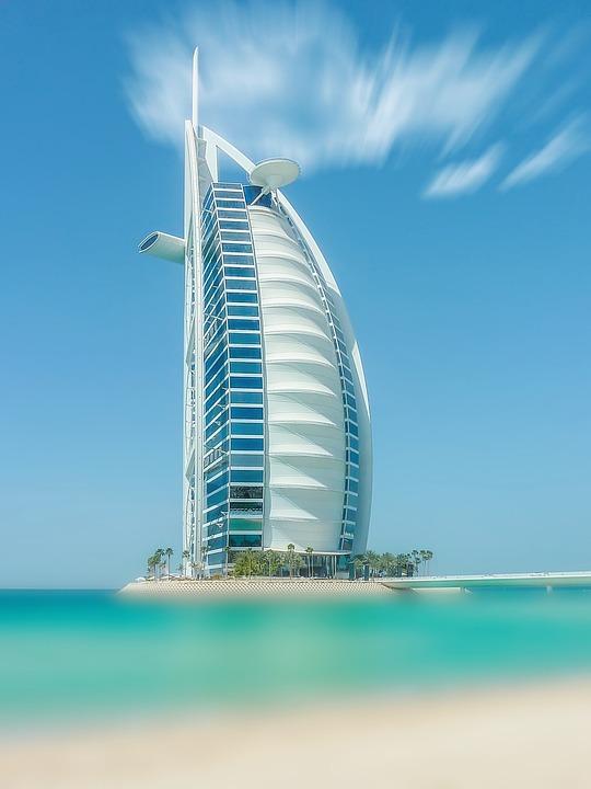 Dubai United Arab Emirates Sea 183 Free Photo On Pixabay