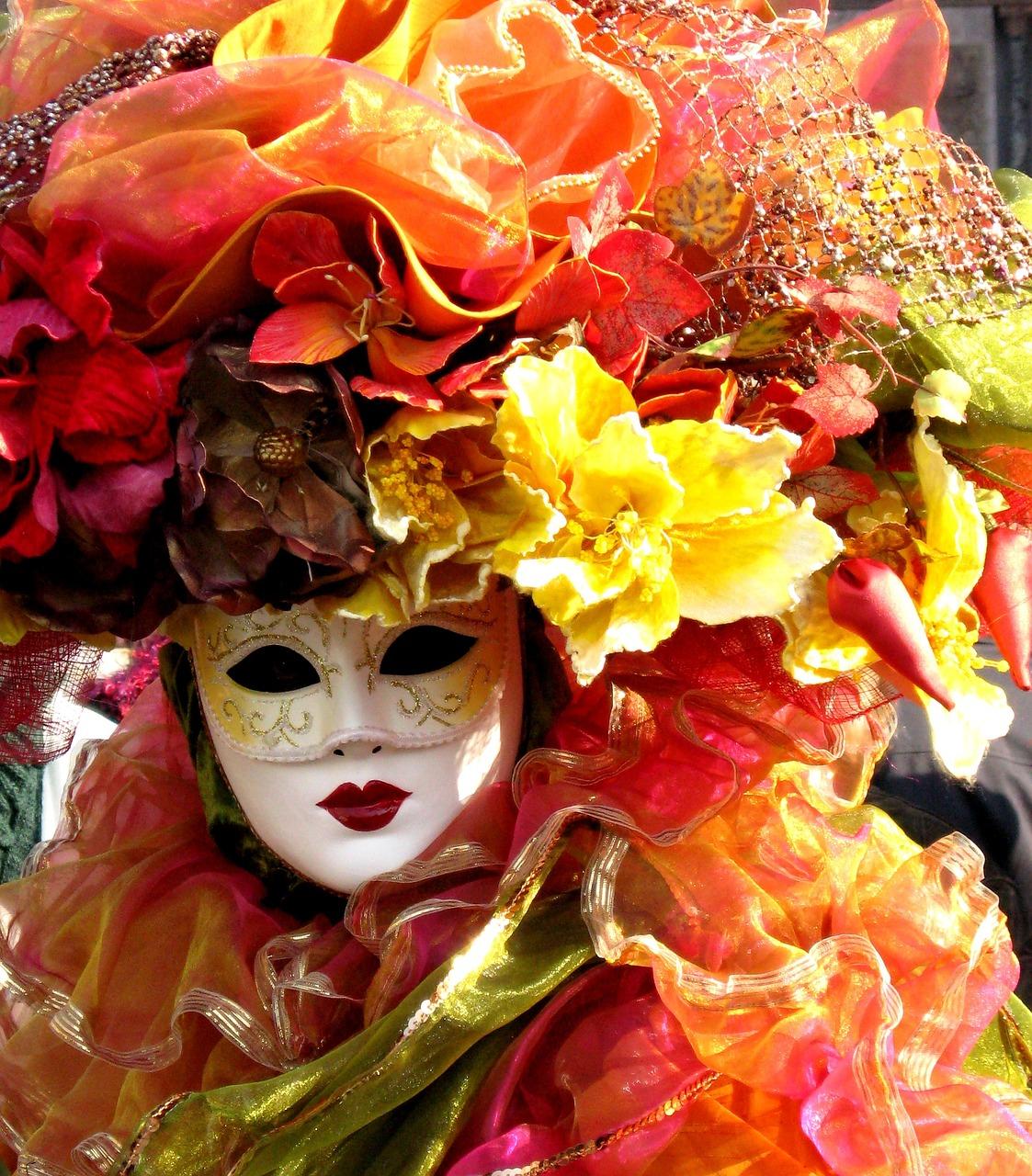 Маскарад букет цветов
