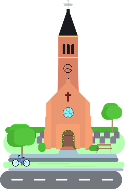 Church Chapel Religion 183 Free Vector Graphic On Pixabay