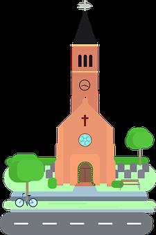 Kirche, Kapelle, Religion, Friedhof