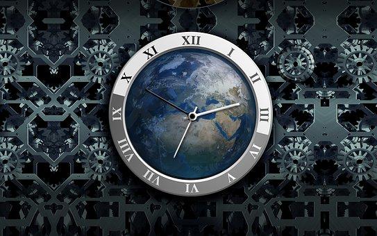 クロック, 運動, 時間, 時間を示す, 時計の顔, ポインタ, アナログ時計