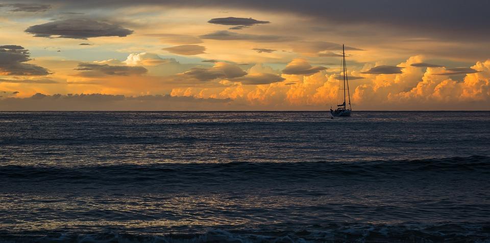 Elegant sfondi di mare al tramonto sfondo for Sfondi desktop tramonti mare