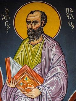 St Paul, Ayios Pavlos, Saint
