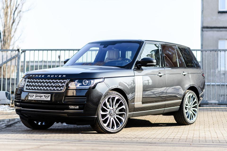 Range Rover Truck >> Range Rover Car Truck Free Photo On Pixabay