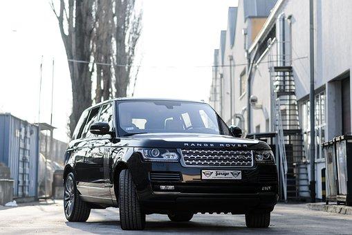 Range Rover, Car, Truck, Range, Rover