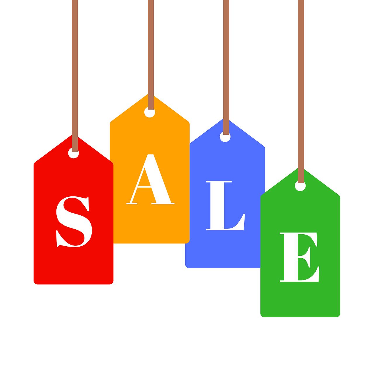 Sale vs Sell