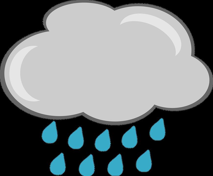 Free illustration: Rain, Cloud, Weather, Graphics - Free Image on ...