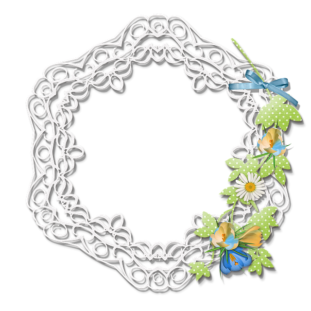 Scrapbook Element Lace 183 Free Image On Pixabay