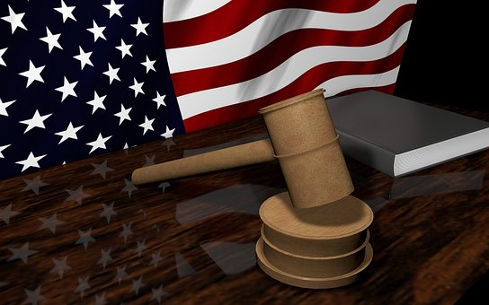 Usa, Court, Right, Paragraphs, Hammer
