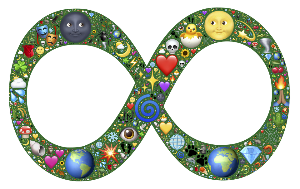 Infinity Emoji Creation Free Image On Pixabay
