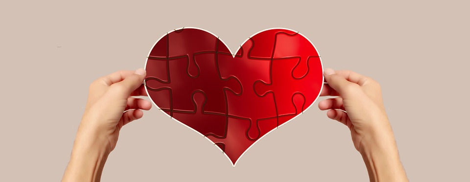 Hands, Heart, Valentine'S Day, Love, Puzzle