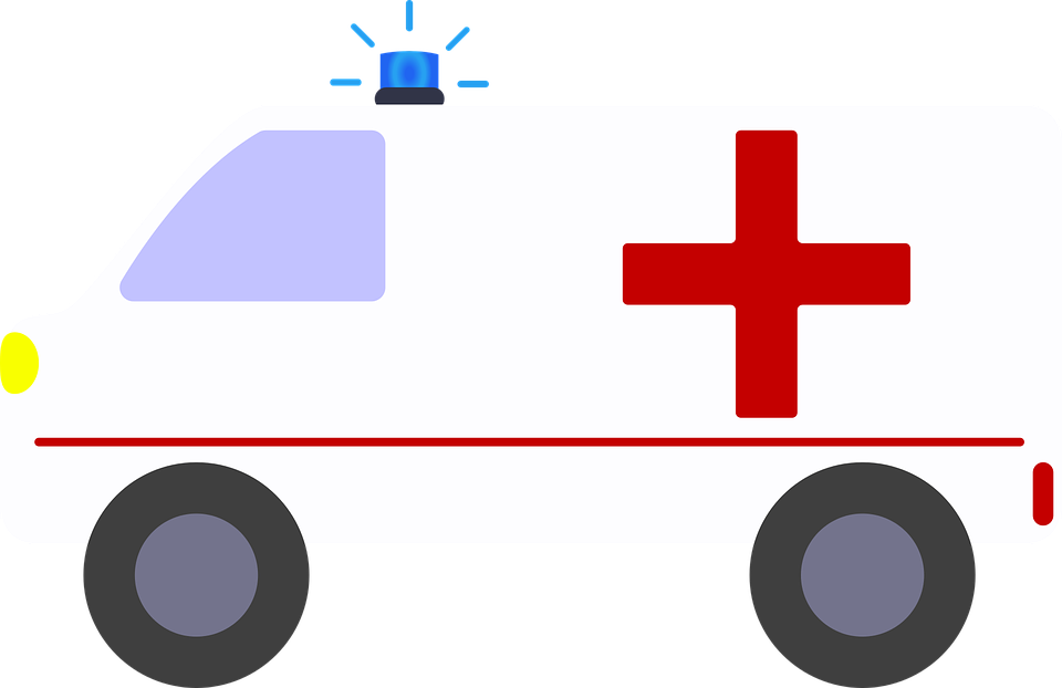 Ambulance Help First Aid Doctor On 183 Free Vector Graphic