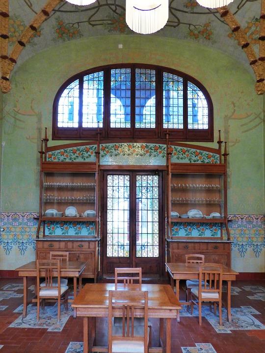 Catalan Modernism Art