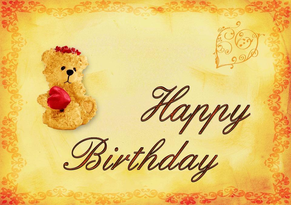 Birthday background card free image on pixabay birthday background birthday card greeting card m4hsunfo