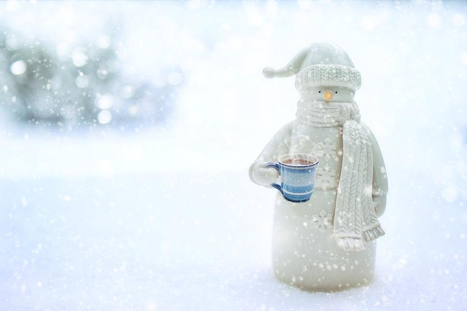 Free Photo Snowman Winter Snow Snowy Free Image On