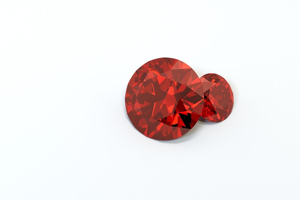 free illustration  rubies  diamonds  gemstone  gems