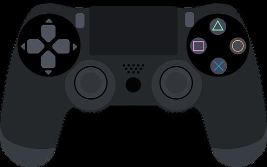 Kontroller, Gaming, Ps4, Playstation