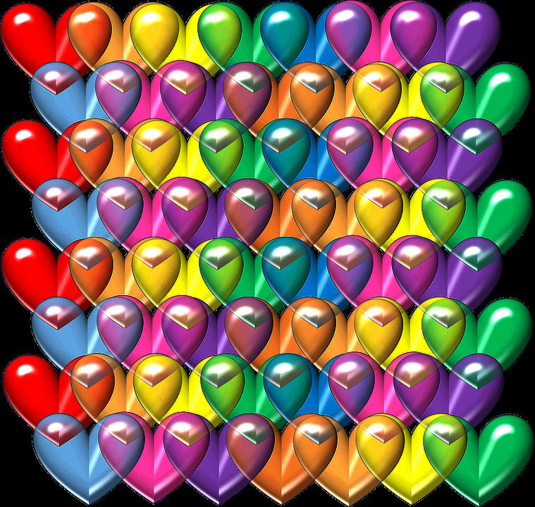 San Valentín Corazones 3d Día De Imagen Gratis En Pixabay