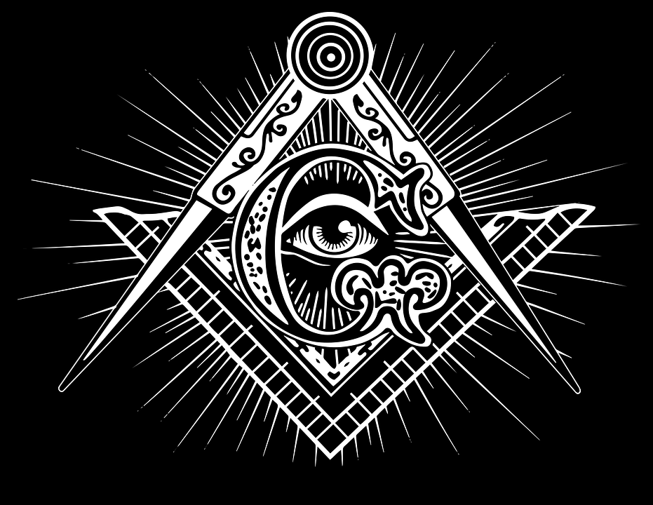 Masons, Brotherhood, Symbol, Brothers, Compass