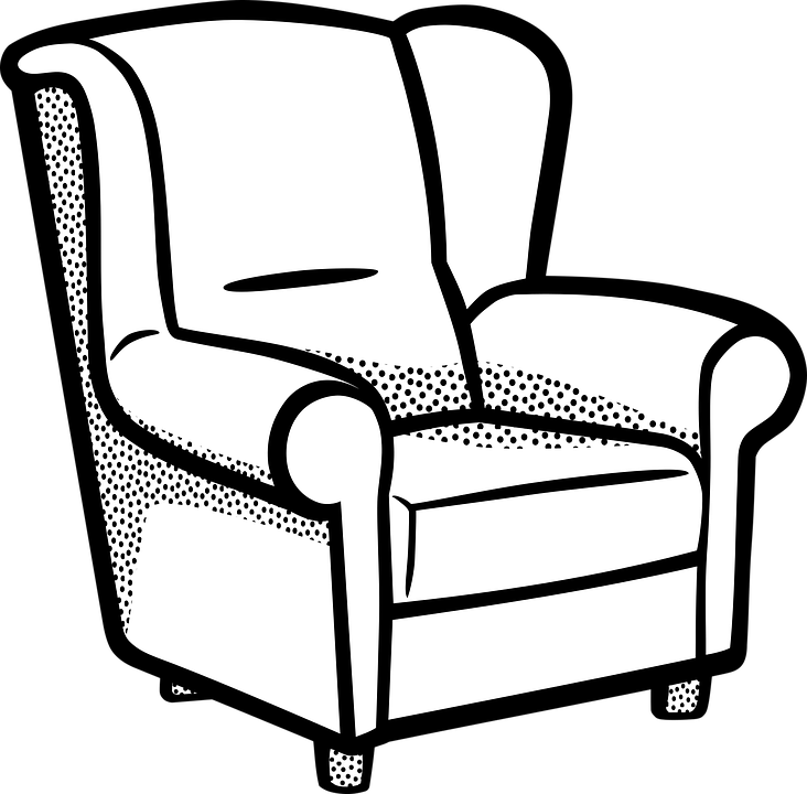 Free Vector Graphic Armchairs Chairs Furniture