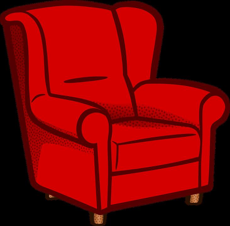 Картинки кресло для детей нарисованные