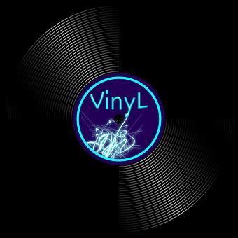 50 Free Vinyl Record Vectors Pixabay