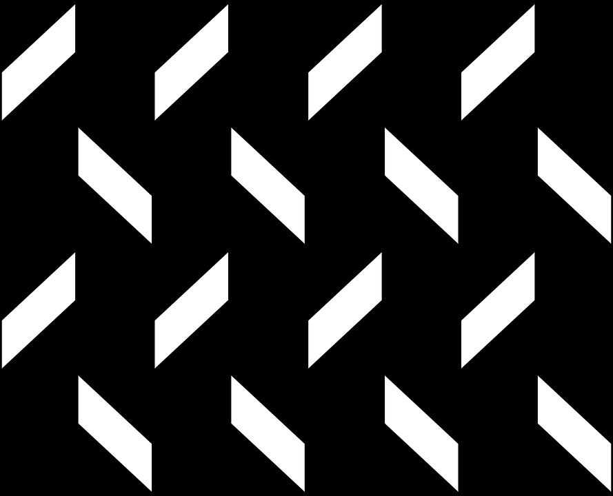 53 Gambar Zigzag Hitam Putih HD